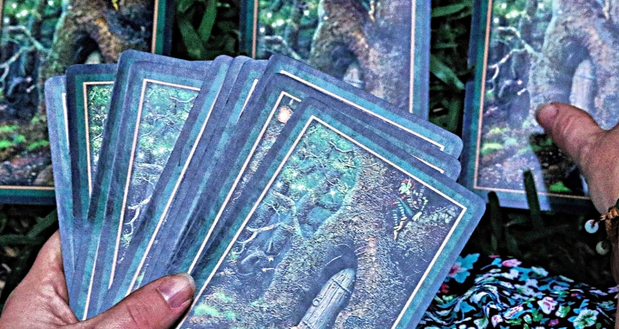 Tarot – Full Spread